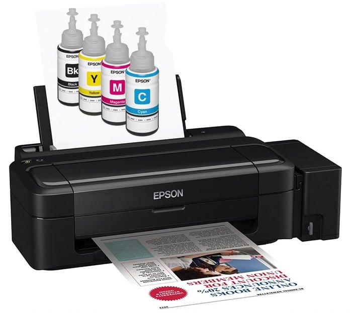 Ремонт струйных принтеров